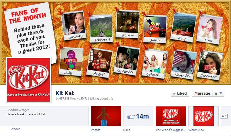 agence marketing facebook