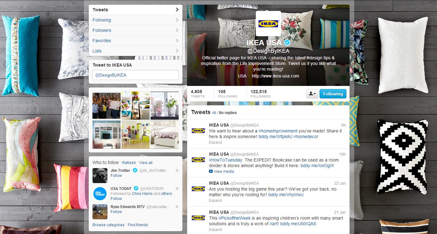 Agence SEO marketing et design profil social