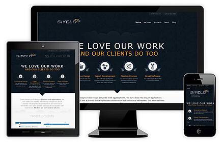 creer un site responsive design pour tablettes tactiles, mobiles, smartphones