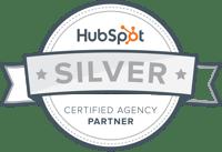 Silver certification Hubspot